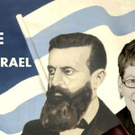 Herzl and Mirele agree on Green Israel